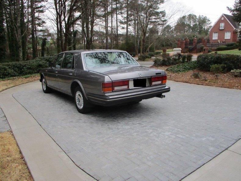 1994 Rolls Royce Silver Spur III 8