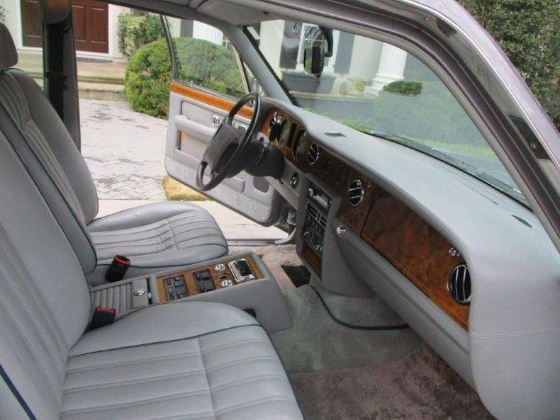 1994 Rolls Royce Silver Spur III 15