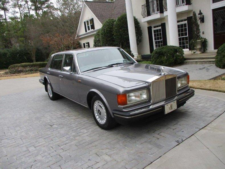 1994 Rolls Royce Silver Spur III 3