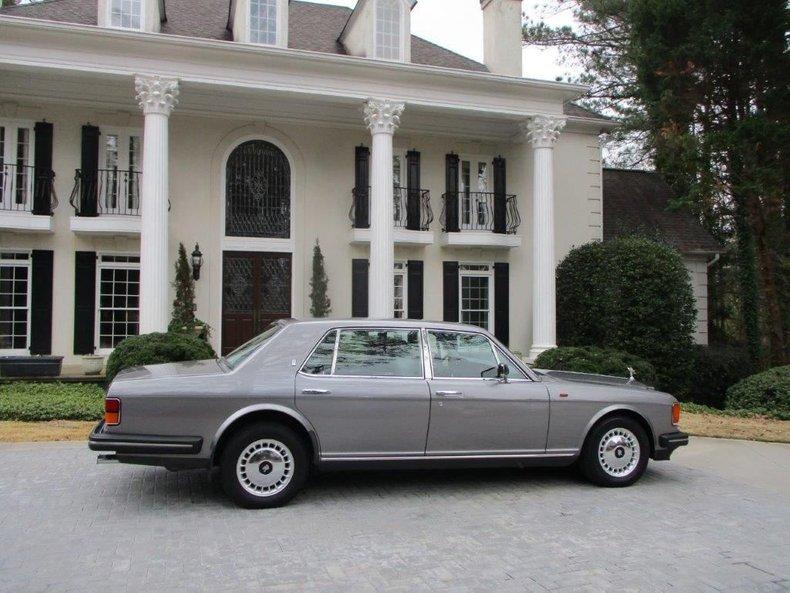 1994 Rolls Royce Silver Spur III 10