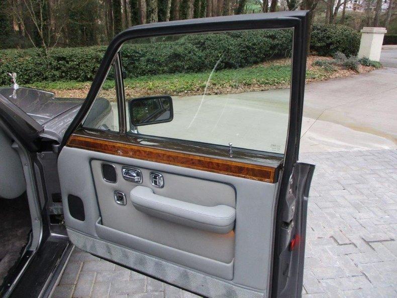 1994 Rolls Royce Silver Spur III 12