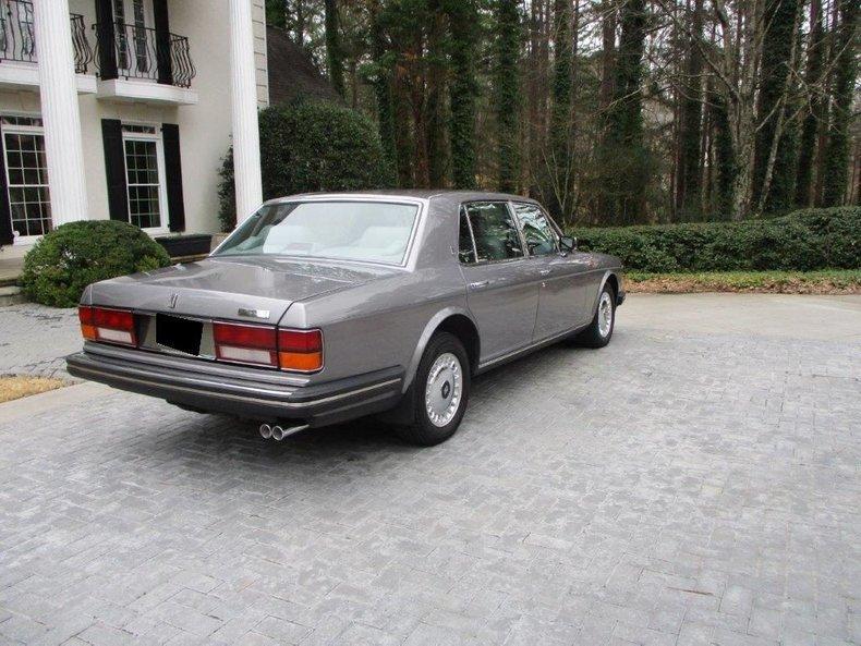 1994 Rolls Royce Silver Spur III 9