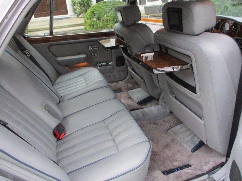1994 Rolls Royce Silver Spur III 17