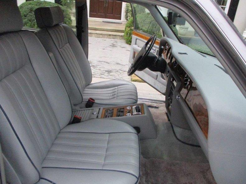 1994 Rolls Royce Silver Spur III 16