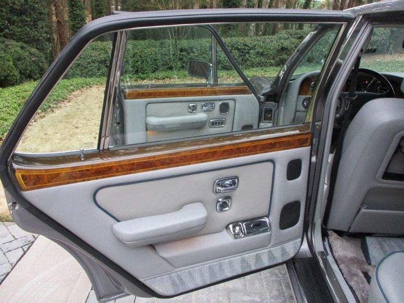 1994 Rolls Royce Silver Spur III 11
