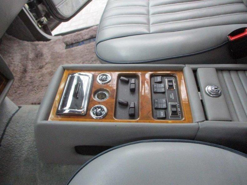 1994 Rolls Royce Silver Spur III 22