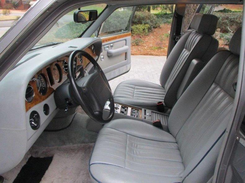 1994 Rolls Royce Silver Spur III 20