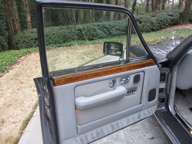 1994 Rolls Royce Silver Spur III 13