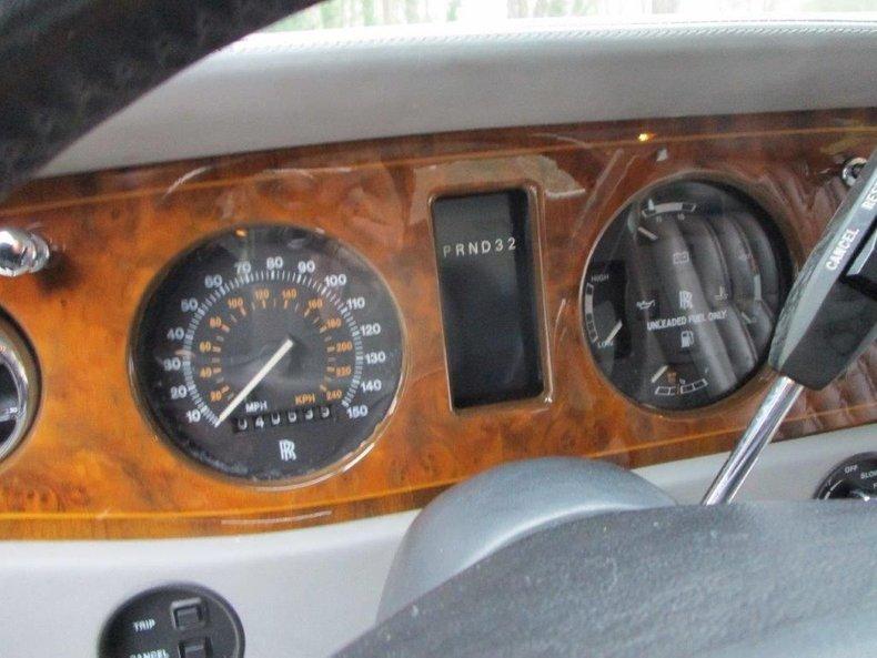 1994 Rolls Royce Silver Spur III 21
