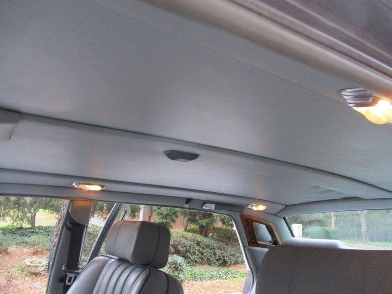 1994 Rolls Royce Silver Spur III 23