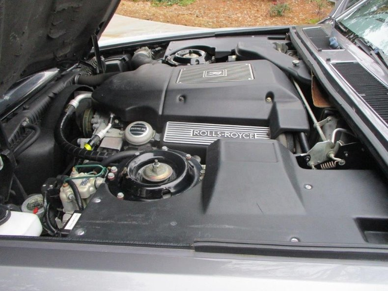 1994 Rolls Royce Silver Spur III 24