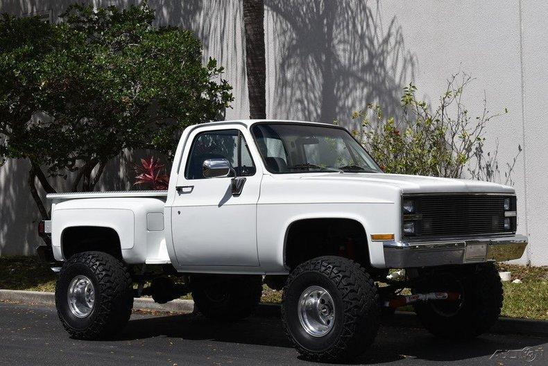 1983 Chevrolet K-10