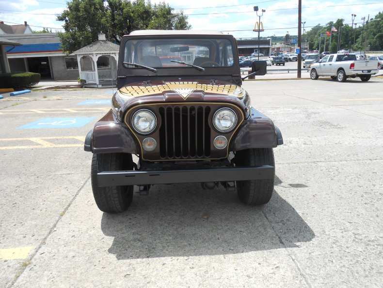 1980 jeep wrangler golden eagle
