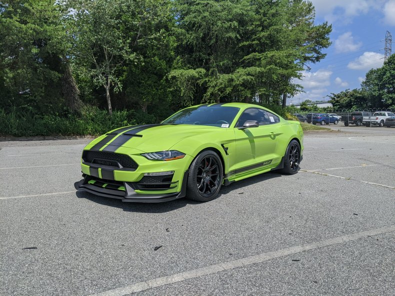 2020 ford mustang carroll shelby signature edition