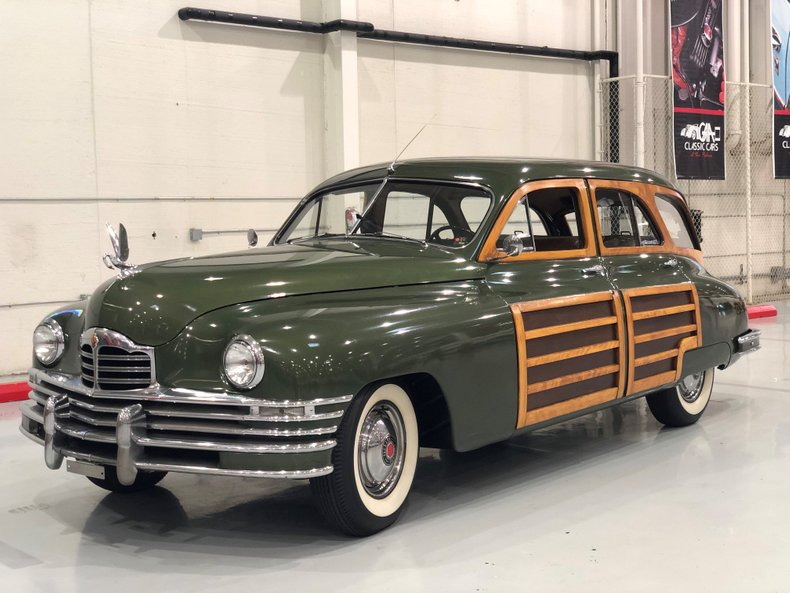 1948 Packard Woody Wagon