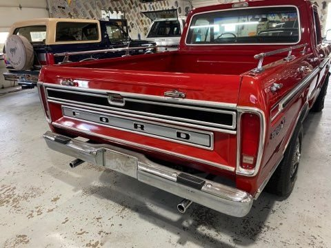 1974 ford f100 xlt