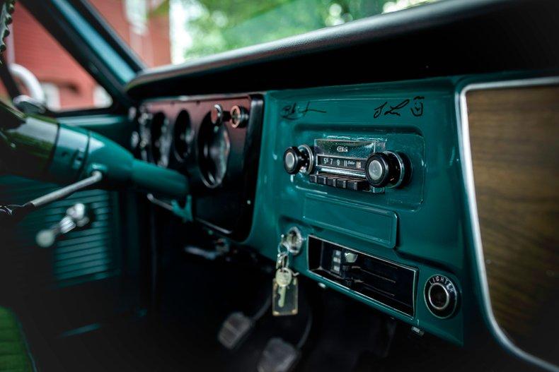 1967 GMC Pickup 13