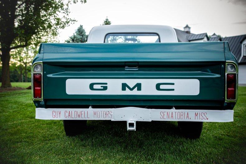 1967 GMC Pickup 8