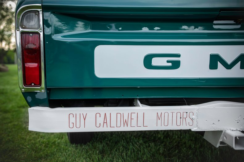 1967 GMC Pickup 9