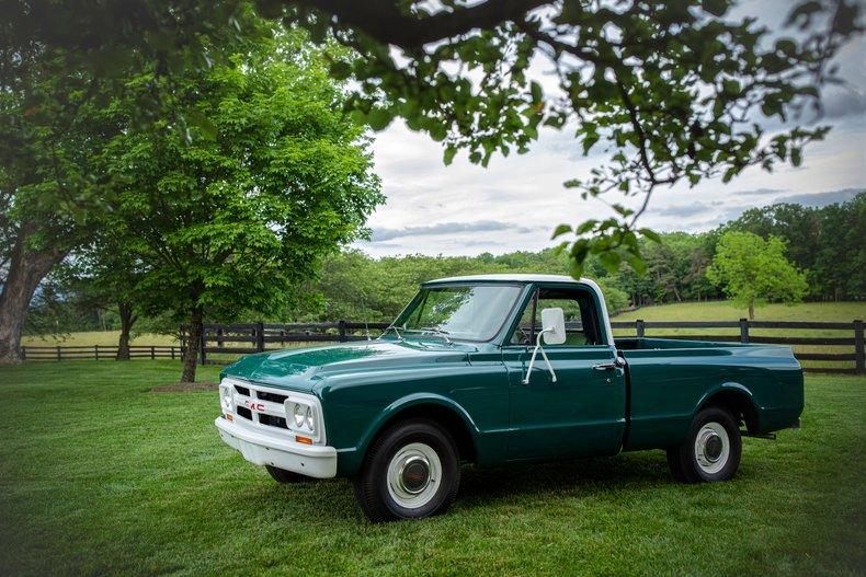 1967 GMC Pickup 2