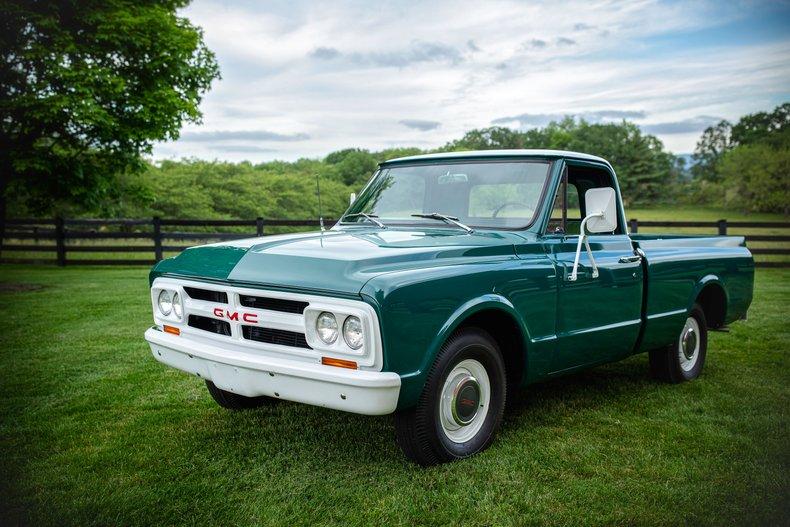 1967 GMC Pickup 4