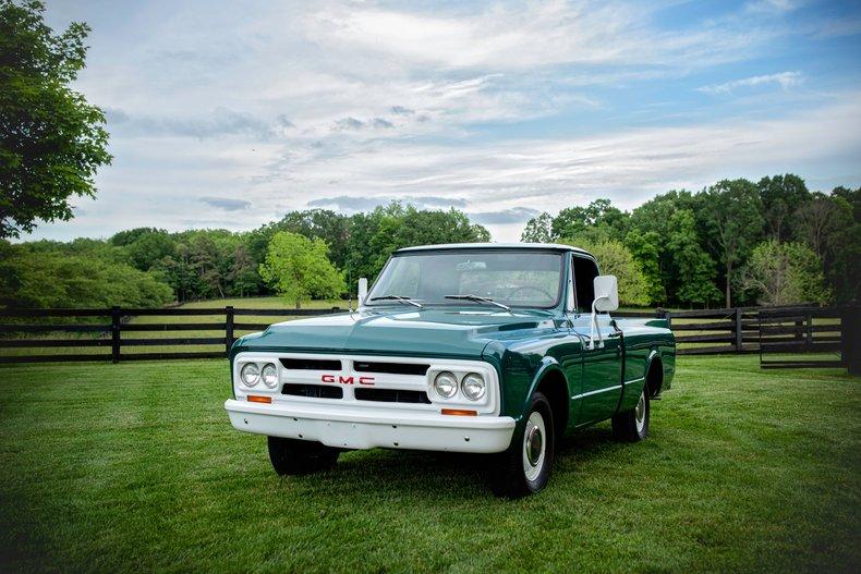 1967 GMC Pickup 3