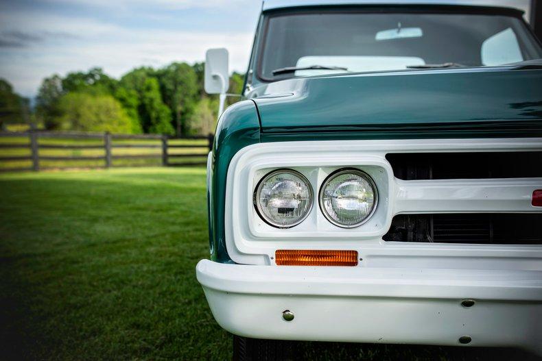 1967 GMC Pickup 7