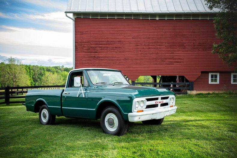 1967 GMC Pickup 1