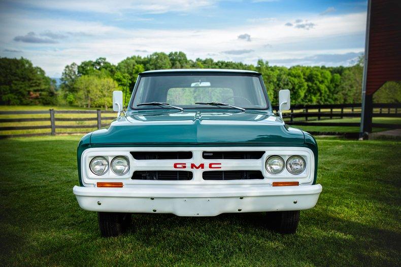1967 GMC Pickup 6