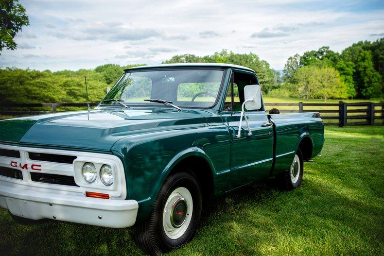 1967 GMC Pickup 5