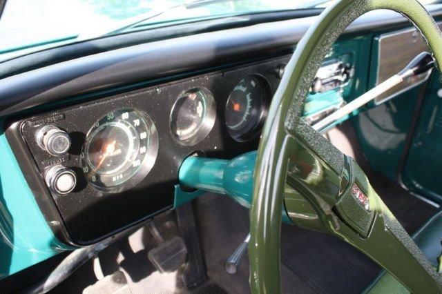 1967 GMC Pickup 29
