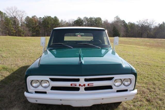 1967 GMC Pickup 14