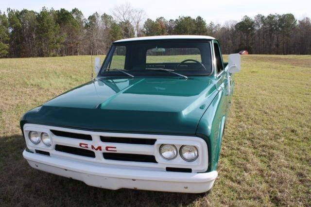 1967 GMC Pickup 15