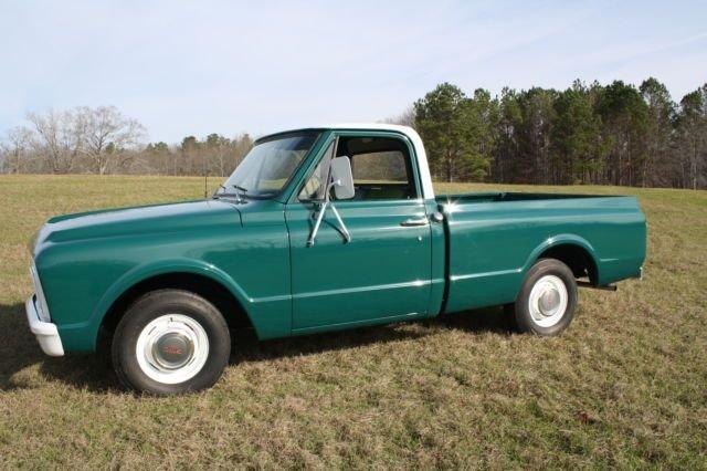 1967 GMC Pickup 17