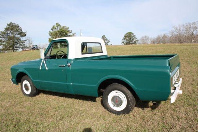 1967 GMC Pickup 18