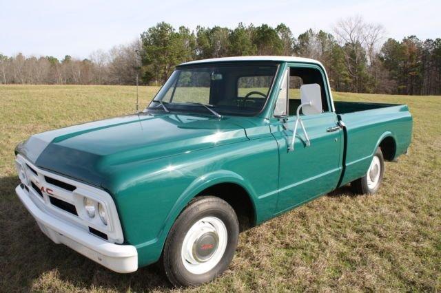 1967 GMC Pickup 16
