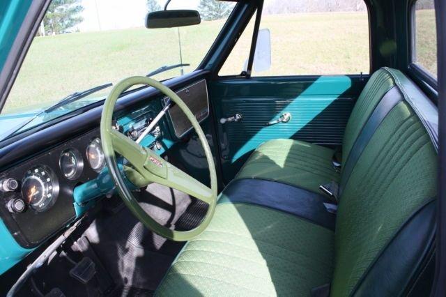 1967 GMC Pickup 28