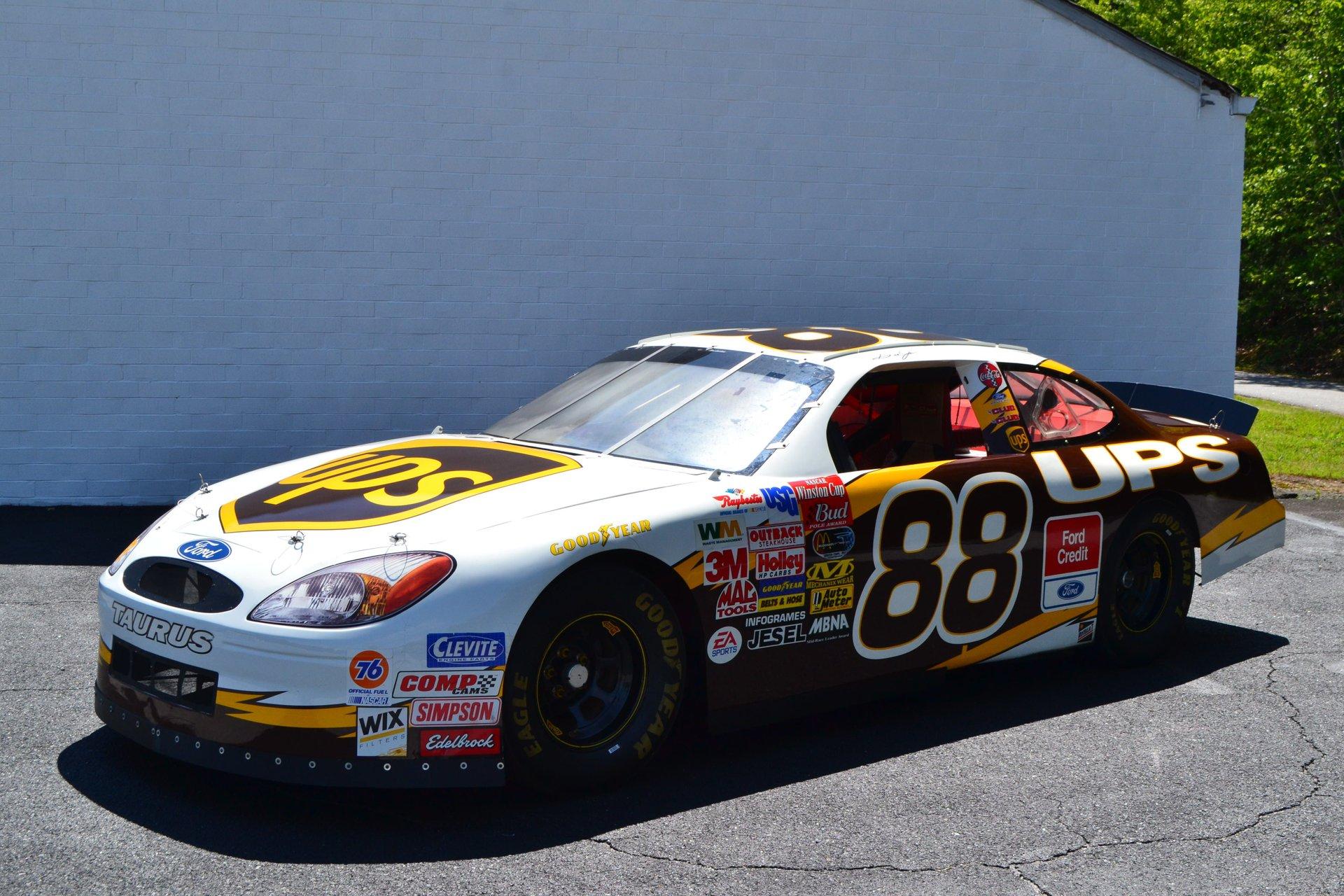 1997 ford taurus 88 dale jarrett race car
