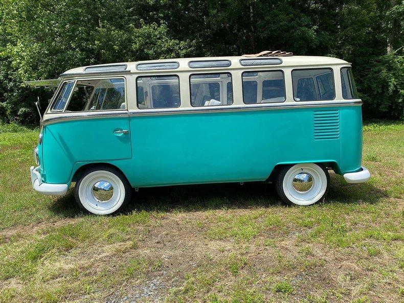 1974 Volkswagen Samba