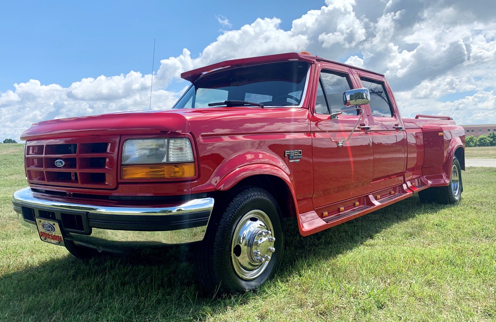 1995 ford f350 dually