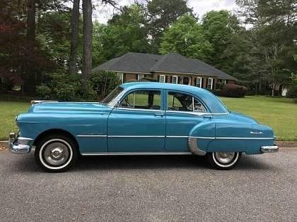 1950 Pontiac Silverstreak