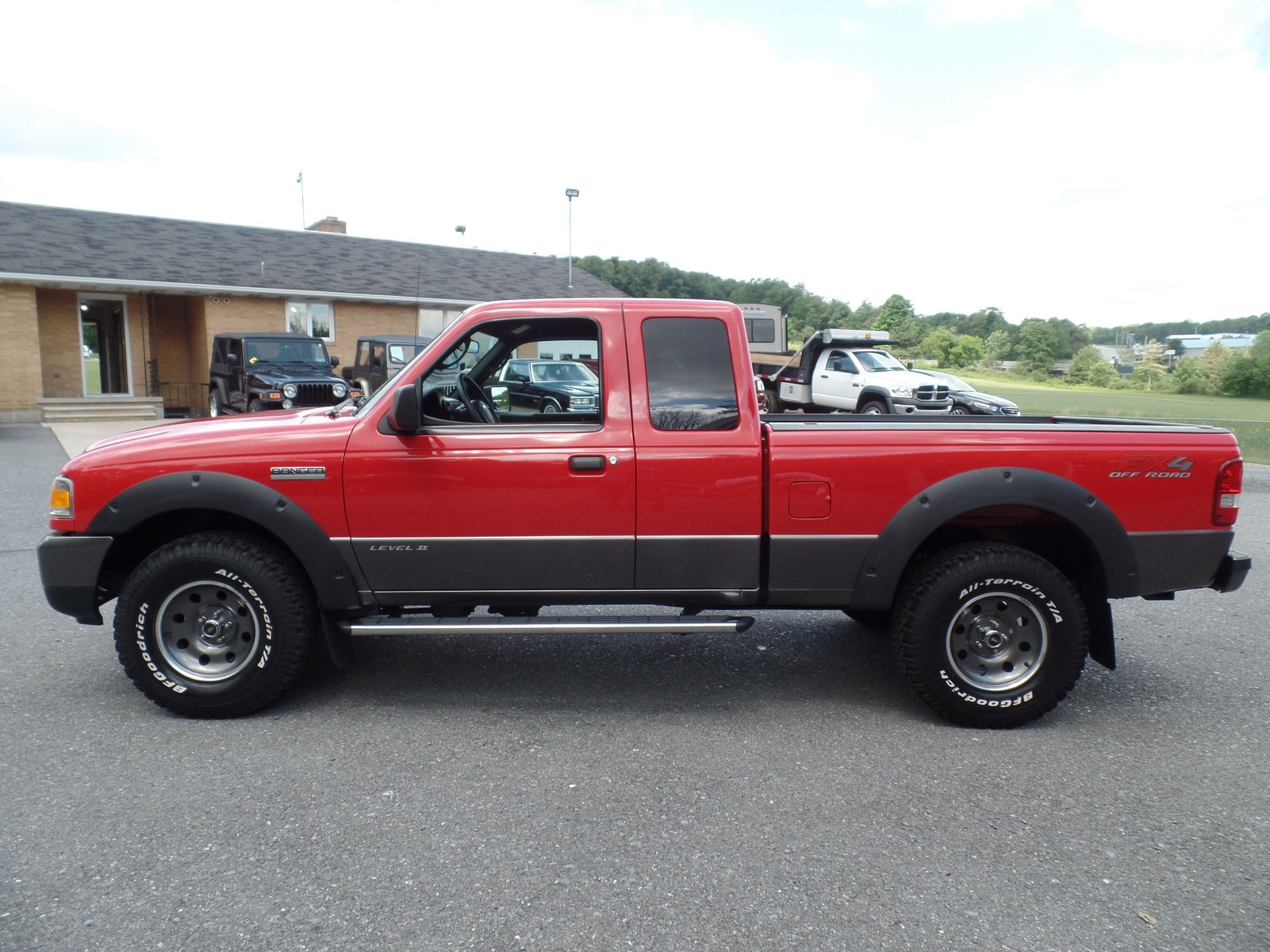 2006 ford ranger fx4 level ii