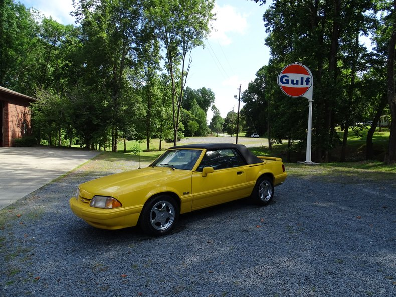 1993 ford mustang 5 0 lx