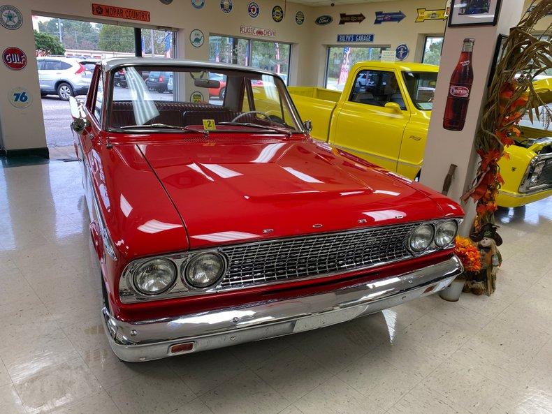 1963 ford fairlane custom