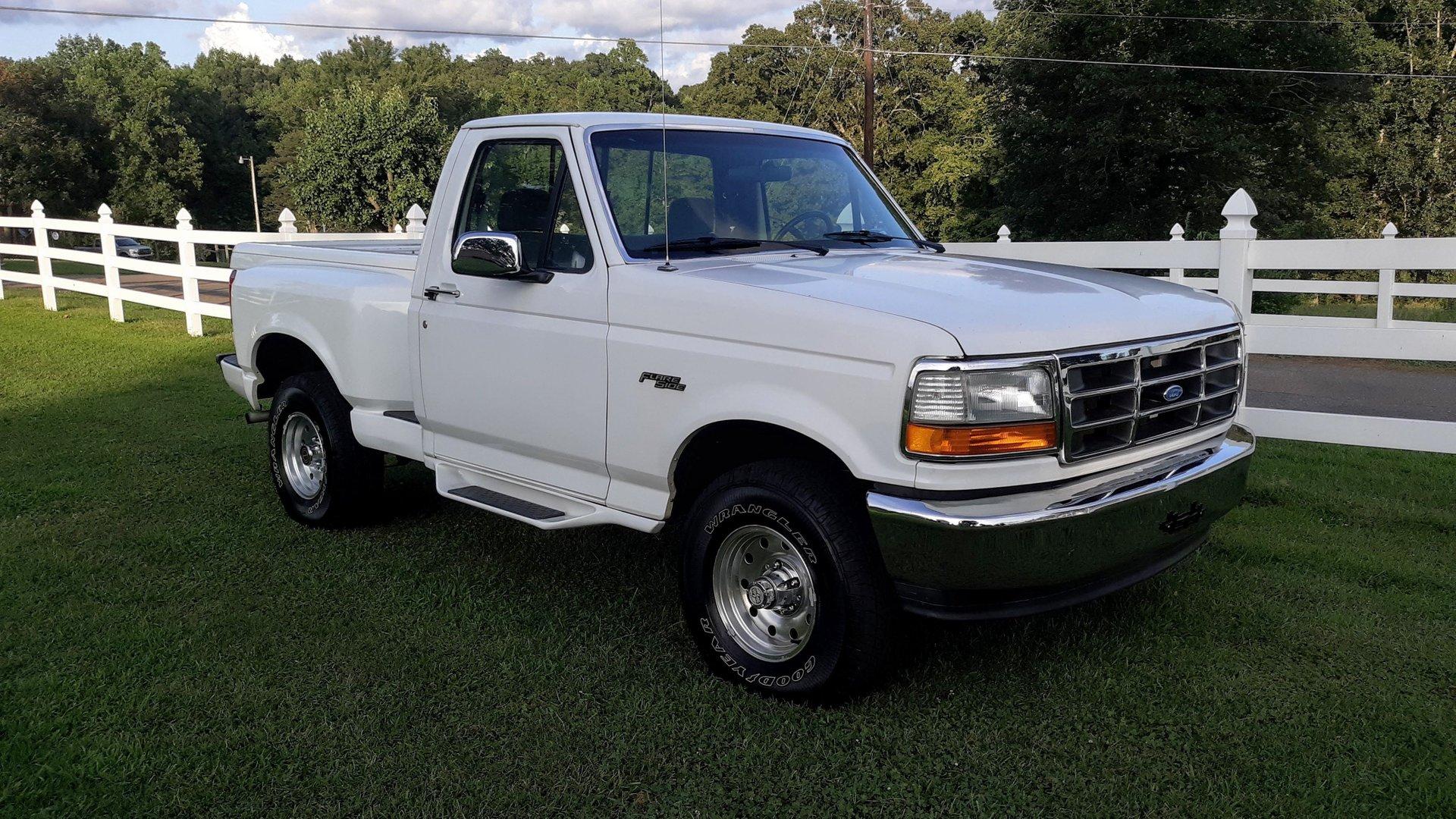 1992 ford f150 xlt lariat flareside