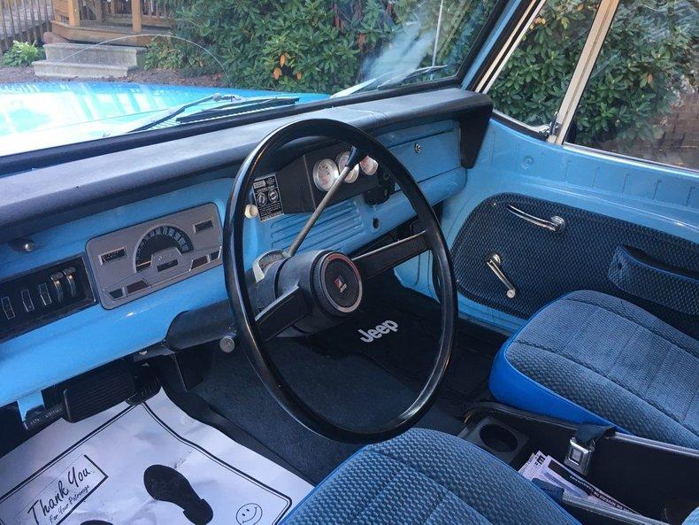 1972 jeep commando super commando ii