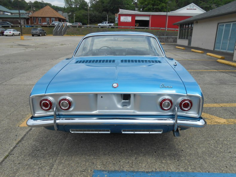 1965 chevrolet corvair corsa turbo coupe