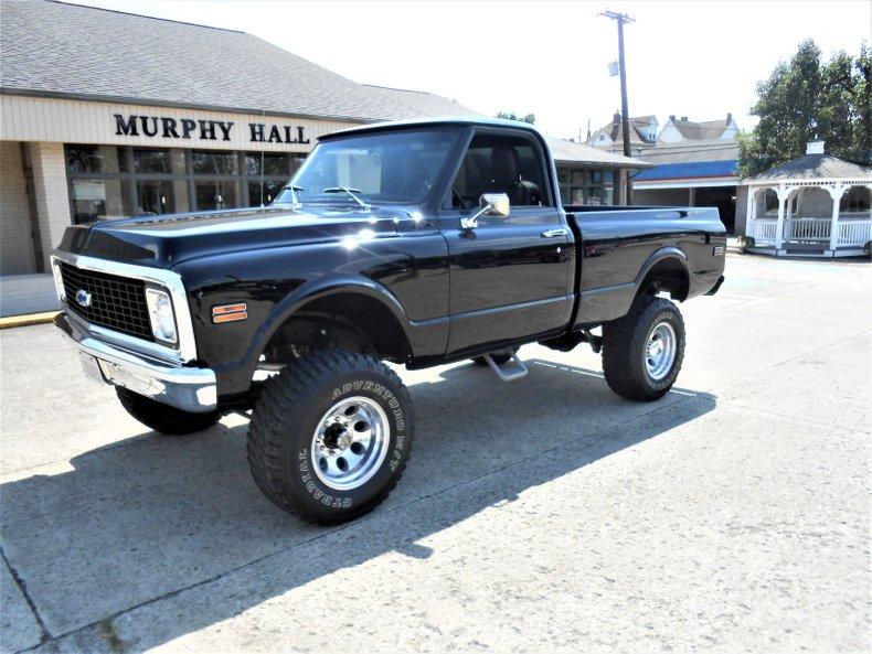 1971 Chevrolet Custom