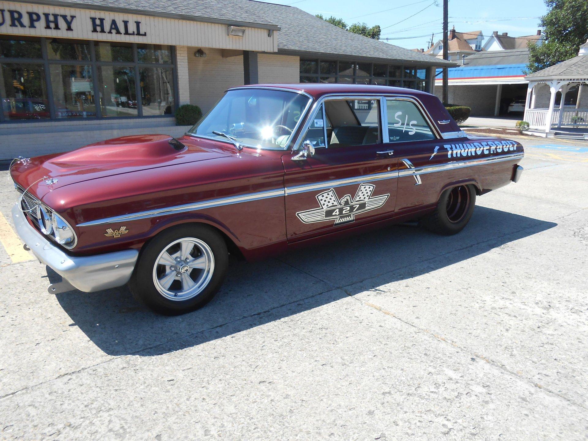 1964 ford fairlane 500 thunderbolt replica