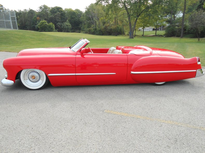 1948 cadillac custom cruiser